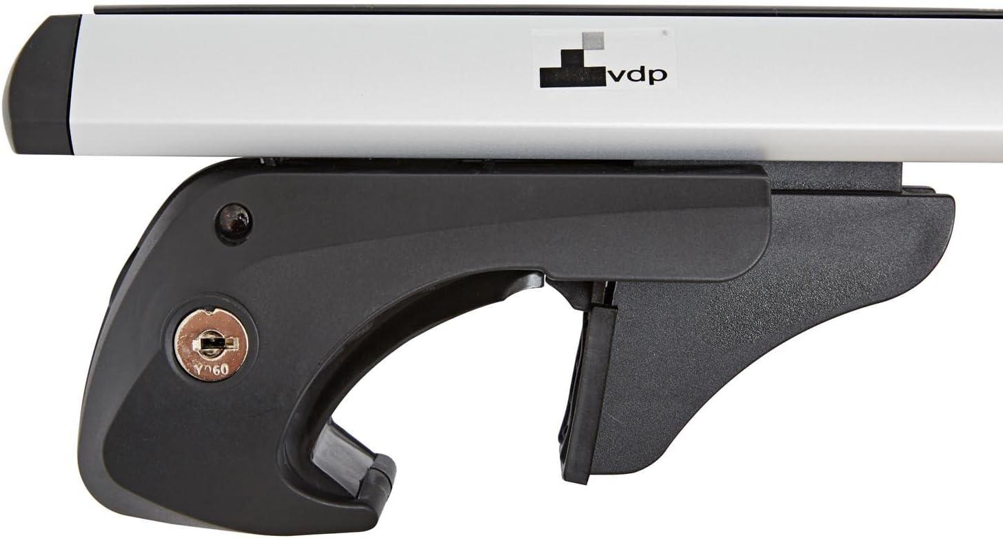 Alu Relingtr/äger VDP004L kompatibel mit Ford Mondeo BWY 01-06 bis abschlie/ßbar