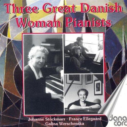 Historical Danish Female Pianists Play