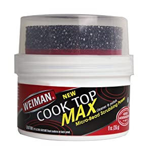 Weiman Cook Top Max Cleaner and Polish 9 oz