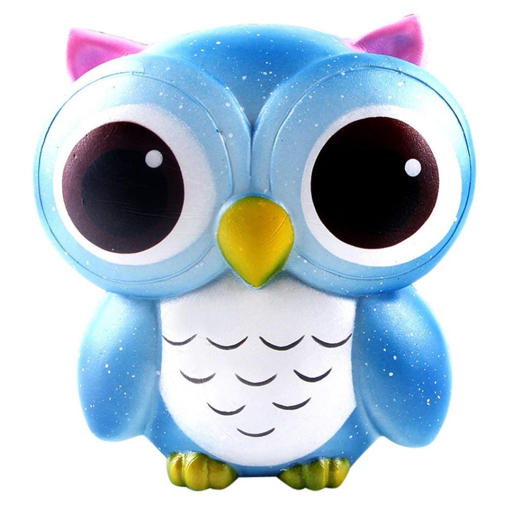 Squishy Pas Cher Kawai Kangrunmy Squeeze Squishi Squeezie Squishie Jouet Slow Rising Soft Toy Parfumé Anti Stress Jumbo Ball Cadeau pour Les Enfants Adultes A263
