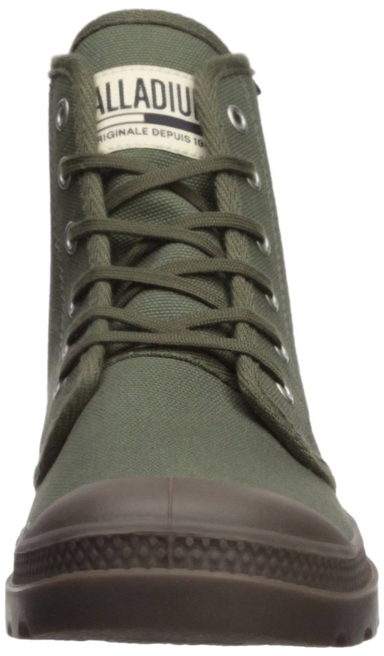 Palladium Pampa Hi Orginale Ankle Boot B074B53TLM 4.5 M US Green-326