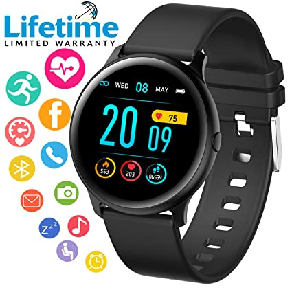 Amazon.com: Mahipey Smart Watch, reloj inteligente para ...