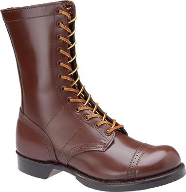 6b7d00dd249 Amazon.com   Corcoran Men's 10 Inch Historic Brown Jump-M   Industrial &  Construction Boots