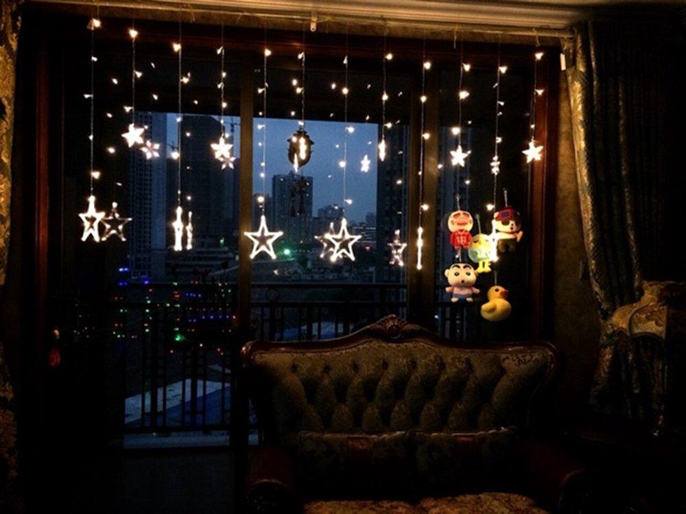 Luces de Navidad, 12 estrellas por solo 24,99€