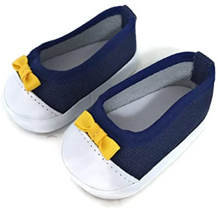 559d7a041bdf9 Amazon.com: Doll Shoes fits American Girl Doll and Other 18 Inch ...