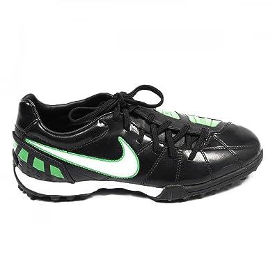 7f5d5a55292 Nike T90 Shoot Iii Tf 386471-13 Men s Football Boots Black  Amazon ...