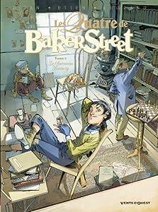 """Afficher """"Les quatre de Baker Street n° 5 La succession Moriarty"""""""