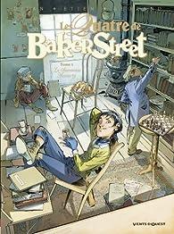 Les Quatre de Baker Street, tome 5 : La Succession Moriarty par Olivier Legrand