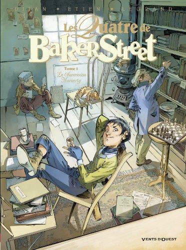 Les quatre de Baker Street n° 5 La succession Moriarty