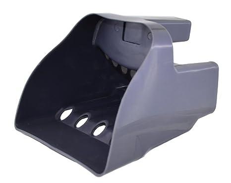 Pala HD para arena, para detectores de metal, herramienta de filtración y excavación: Amazon.es: Jardín