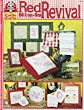 Red Revival: 66 Iron Ons (Design Originals Can Do Crafts)