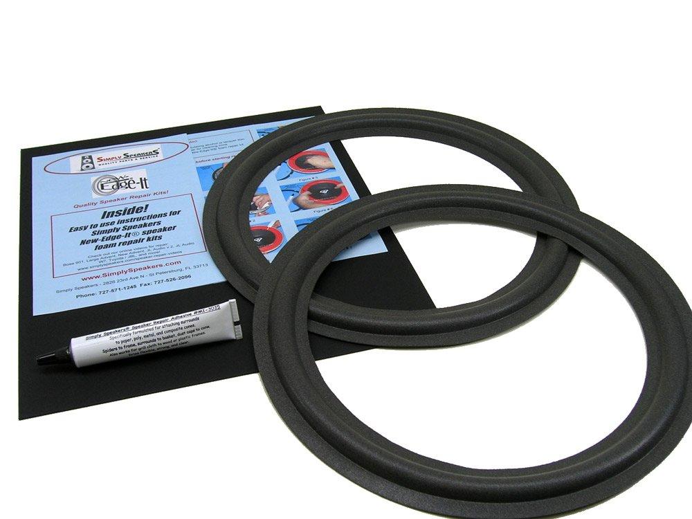 Pioneer Speaker Foam Edge Repair Replacement Kit, 12'' FSK-12A (Pair)