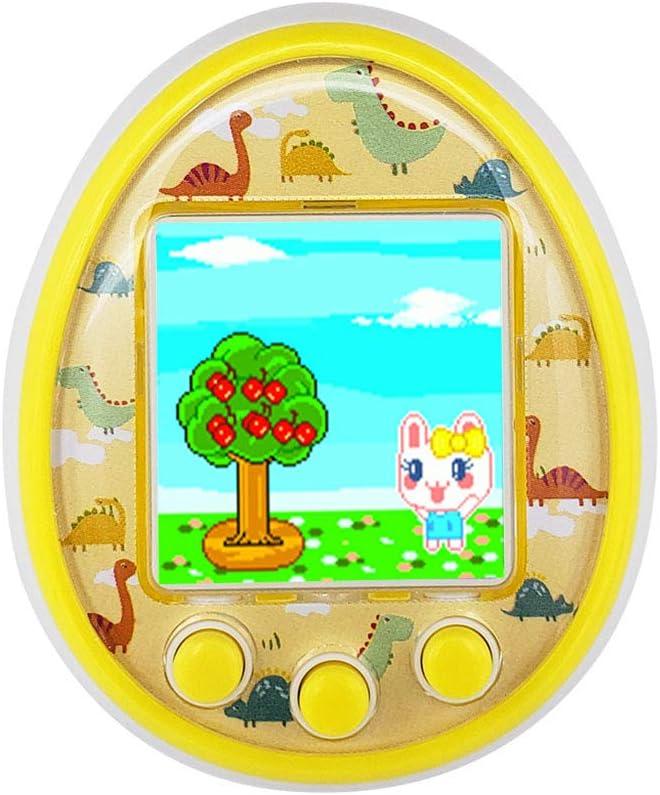 siwetg Mini Electronic Pets Toys 8 Mascotas en 1 Virtual Cyber USB Carga Micro Chat Mascota Juguete para niños Adultos Regalo