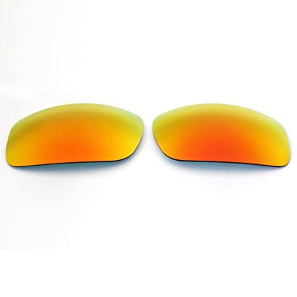 29ceadff0b Polarized Replacement Lenses for Spy Optic Clash Sunglasses Fire Red ...