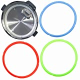 Silicone Sealing Ring Color Coded Sweet Savory
