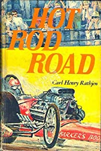 Hardcover Hot Rod Road Book