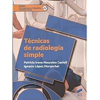 Técnicas de radiología simple: 73 (Sanidad)