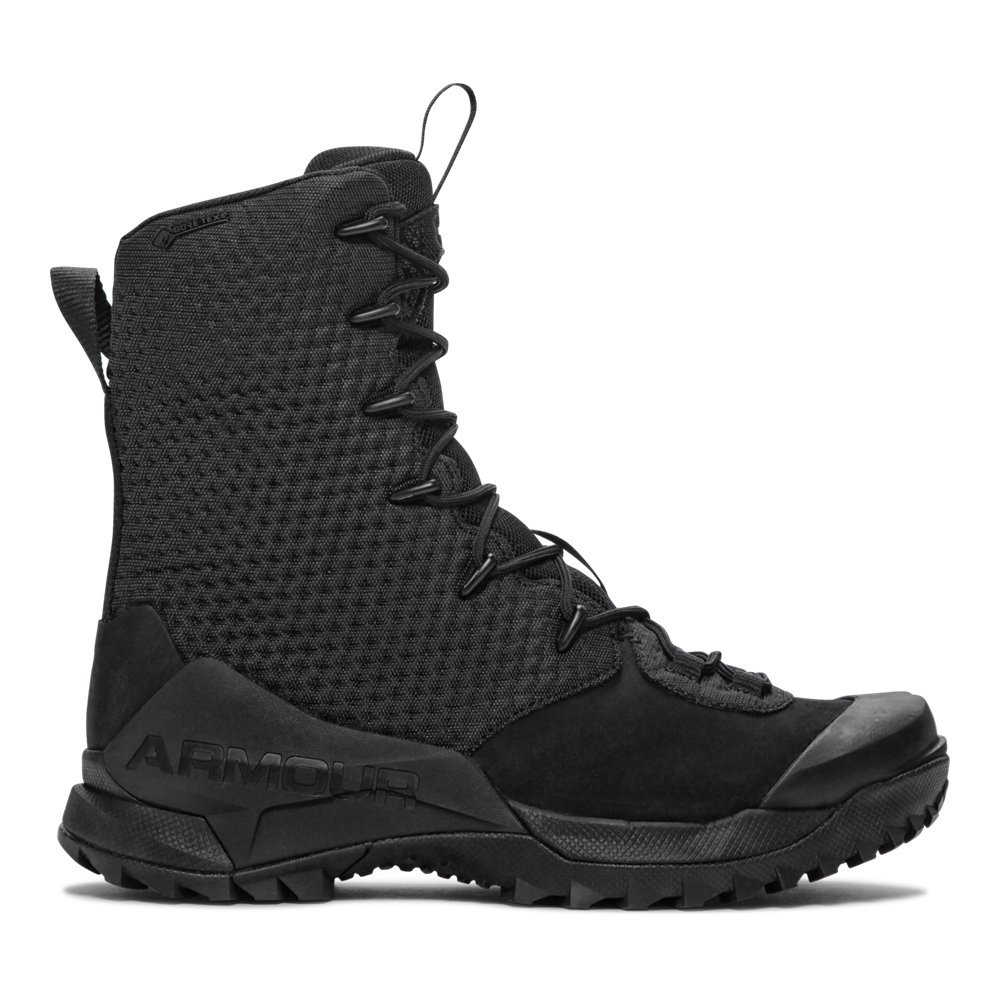 Under Armour Men's Infil Ops GORE-TEX, Black (001)/Black, 10.5 M US by Under Armour