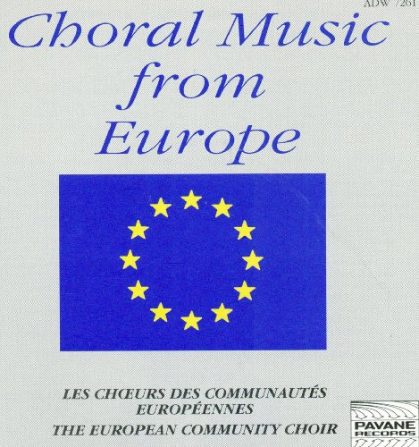 (Choral Music from Europe)