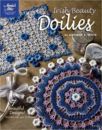 Book Irish Beauty Doilies (Annie's Attic: Crochet) (2008-06-01)