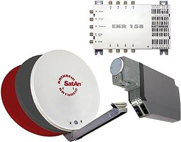 Satélite (Antena Parabólica 8 conexiones – Kathrein CAS 90 90 ...