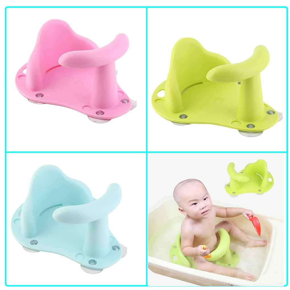 Amazon.com : Harmily Baby Bath Tub Ring Seat Infant Child Toddler ...