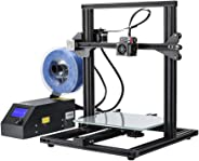 Creality 3D Printer CR-10 Mini 3D Aluminum DIY Printer with Resume Print Open Source Large Print Size 300x220x300mm 60% Pre-