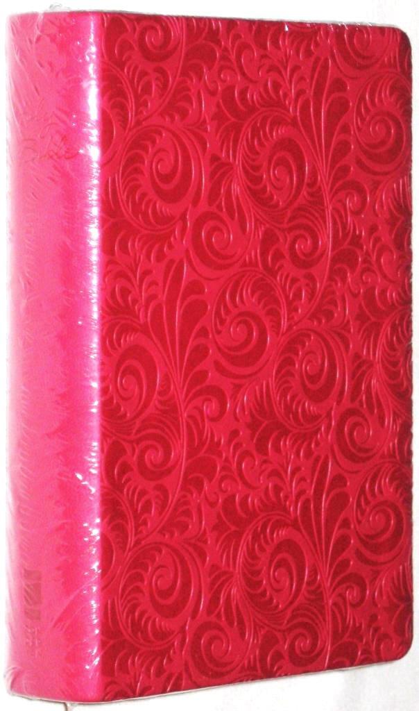 Read Online NIV Zondervan Compact Pocket Bible Hot Pink Italian Duo Tone ebook