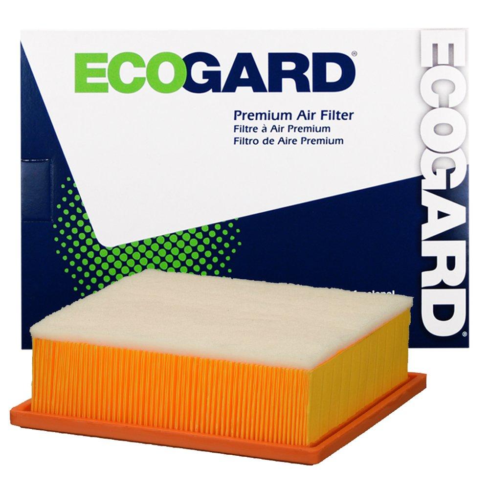 ECOGARD XA10492 Premium Engine Air Filter Fits Jeep Renegade//Ram ProMaster City//Fiat 500X