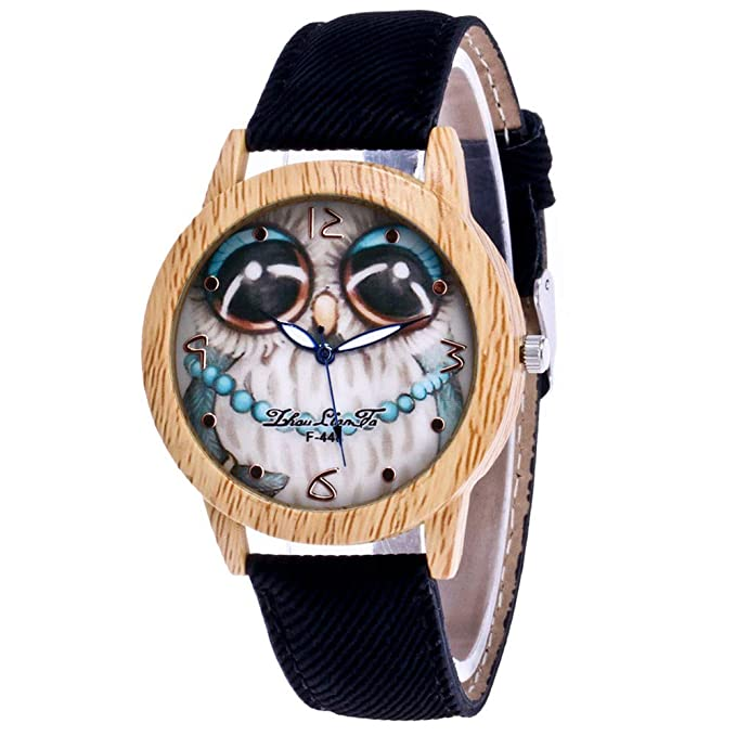 Rcool Relojes suizos relojes de lujo Relojes de pulsera Relojes para mujer Relojes para hombre Relojes deportivos,Banda de cuero unisex reloj de pulsera de ...
