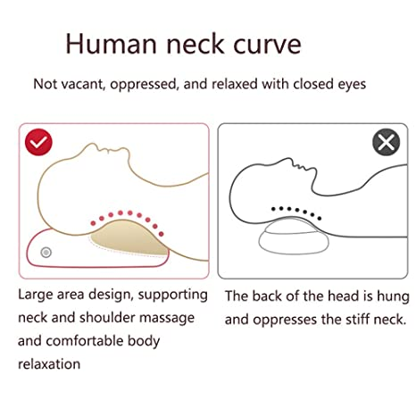 HT BEI Masajeador Cervical, Cuello Multifunción Cintura ...