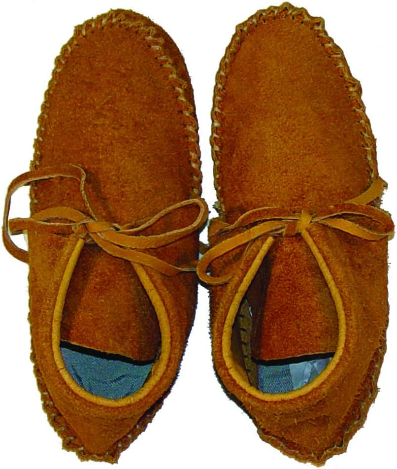 High Country Handmade Moccasin Leather