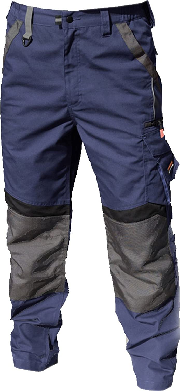 Result Work-Guard Mens Windproof Knee Pad Pockets Belt Loops Technical Trouser