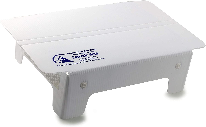 Cascade Wild Ultralight Folding Table