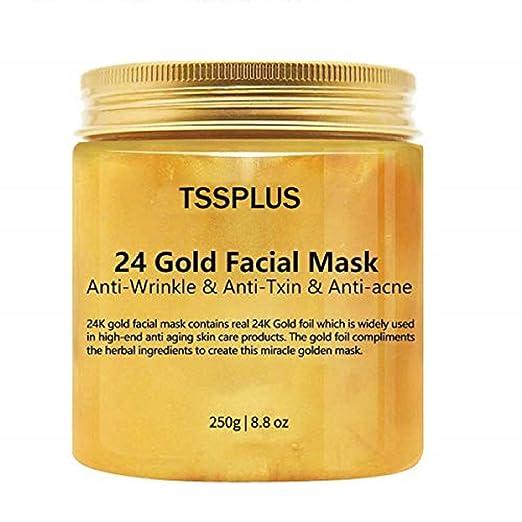 24 gold skin care