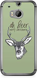 Oh Deer HTC One M8 Case - Christmas Collection