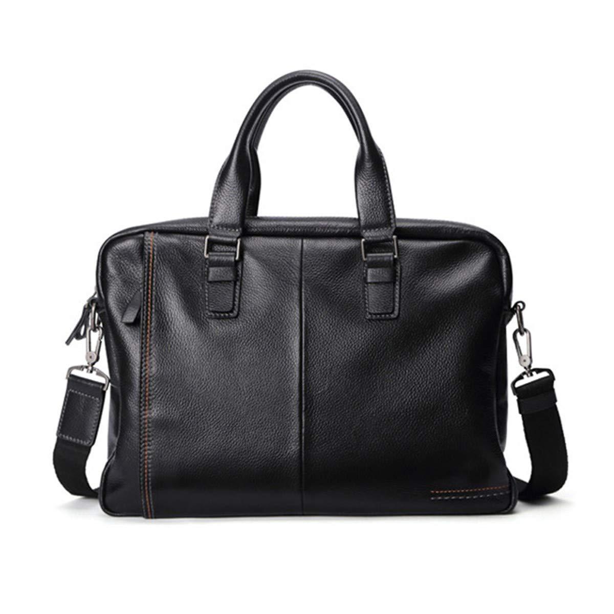 Lianai11 Laptoptasche Herren Tasche Herren Aktentasche große Kapazität Geschäft Damen Tasche Herren Schulter Messenger Bag Laptoptasche