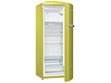 Gorenje Kühlschrank Db : Gorenje orb ap kühlschrank gelb amazon elektro großgeräte