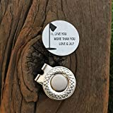 Best Sierra Metal Design Birthday Gift For Men - Valentines Day Gift for Him I Love You Review