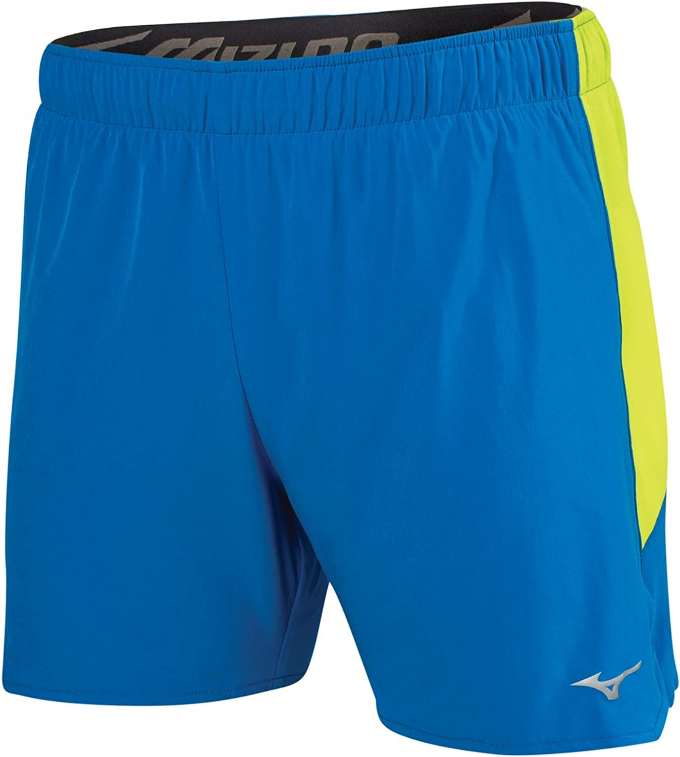 mizuno running men's rider 5.5 shorts