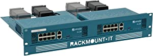 Rackmount.IT | RM-PA-T3 | Rack Mount Kit for Palo Alto PA-220 (Two appliances on one Rack) RM-PA-T3