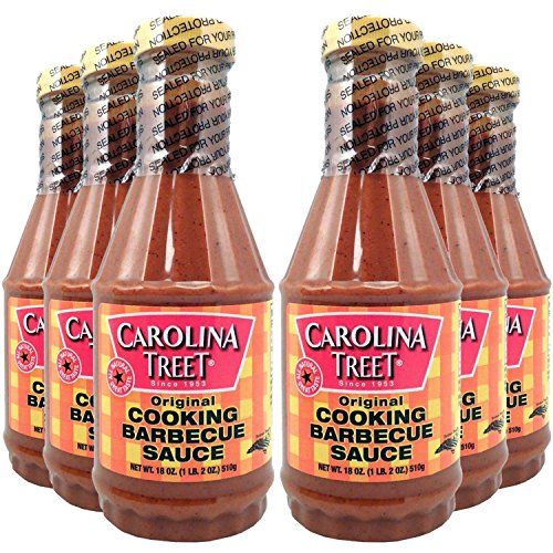 Carolina Treet Original Flavor 18 Ounce - 6 Pack