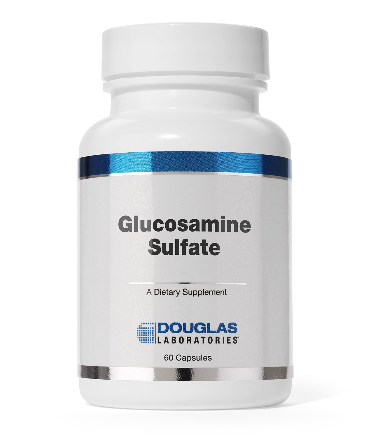 Douglas Laboratories® - Glucosamine Sulfate 500 mg. - Absorbable Formula Supports Synthesis and Maintenance of Connective Tissue* - 60 Capsules by Douglas Laboratories (Image #1)