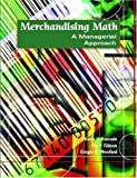 img - for Merchandising Math: A Managerial Approach book / textbook / text book