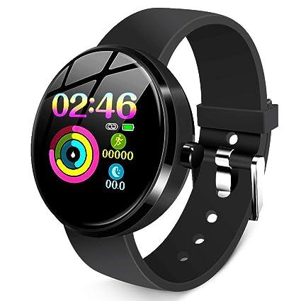 LOO LA Inteligente Smartwatch Reloj para Android Y iOS De ...