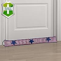 Gravan Under Door Draft Stopper Door Sealing Blocker, Heavy Duty Soundproof, Energy Saving & Weather Stripping, Window Draft Guard Protector
