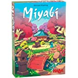 HABA Miyabi - A Multi-layered Tile Placement Japanese Garden Growing Game for 2 - 4 Players Ages 8 and Up (Made in…