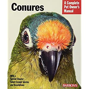 Conures (Complete Pet Owner's Manual) 34