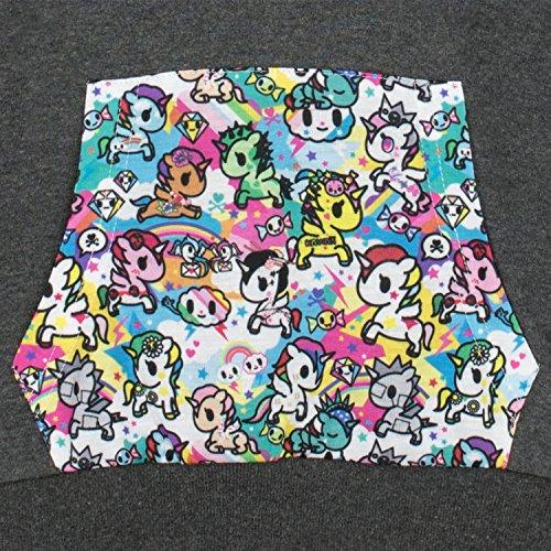 Tokidoki Girls Hoodie Size 8 by Tokidoki (Image #1)
