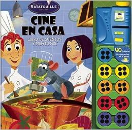 Disney Ratatouille Cine En Casa / Ratatouille Disney Home Theater ...